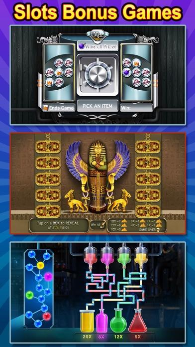 Slots bonus games free