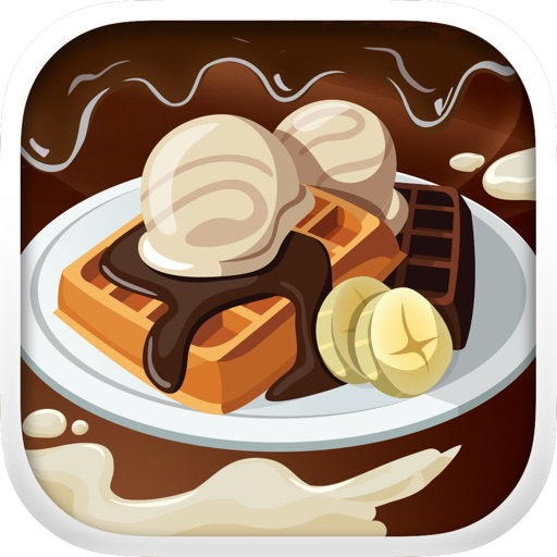 Chocolate Emoticons Stickers for iMessage iOS App