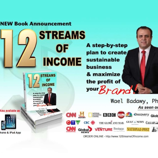 Download The 12 Stream of Income free for iPhone, iPod and iPad