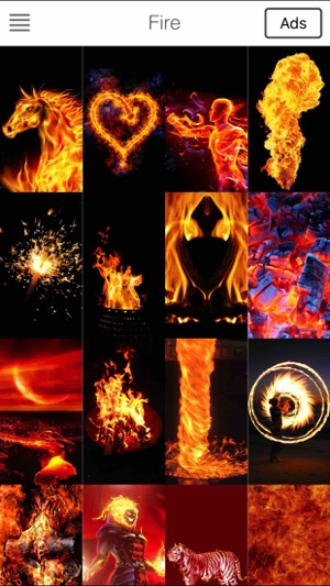 Amazing Fire Flame Wallpaper On The App Store
