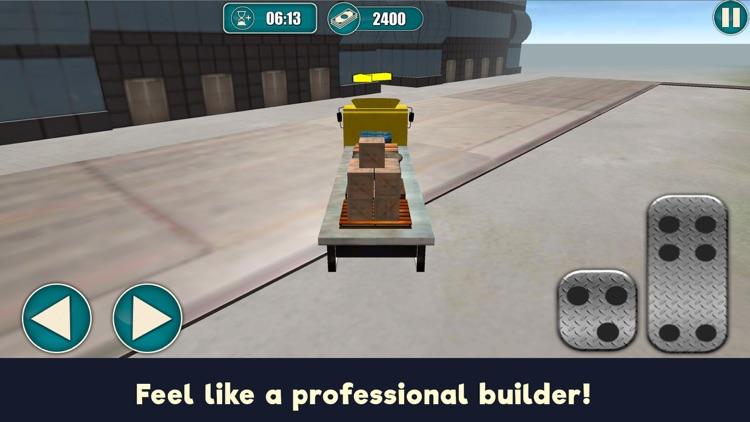 Airport Construction Simulator 3D screenshot-3