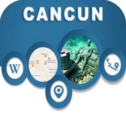 Cancun Mexico Offline Maps Navigation Tourism