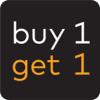 Mastercard® Buy 1 Get 1