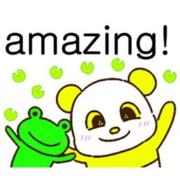 Panda Bro Sticker