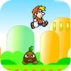 Super Adventures platform World - let it go ! - iPhoneアプリ