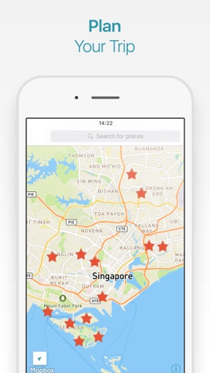 Singapore Travel Guide and fline City Map on the App Store