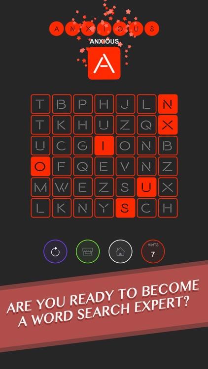 Word Chain - Word Search Brain Training Games Free screenshot-3