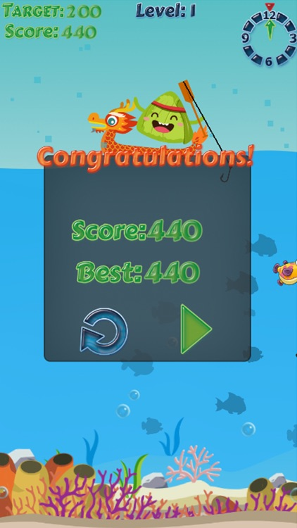 Deep Sea Fishing: sea fish hunting games- free
