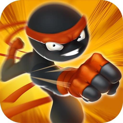 Sticked Man Fighting 2 - Epic Battle iOS App