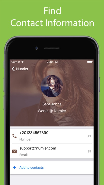 Numler Caller ID & Blocker