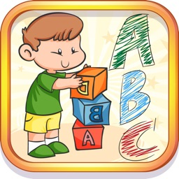 Kids ABC Games : Toddler Boys & Girls Tracing Book