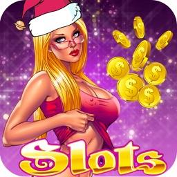 Super Sexy Santa Girls Slots