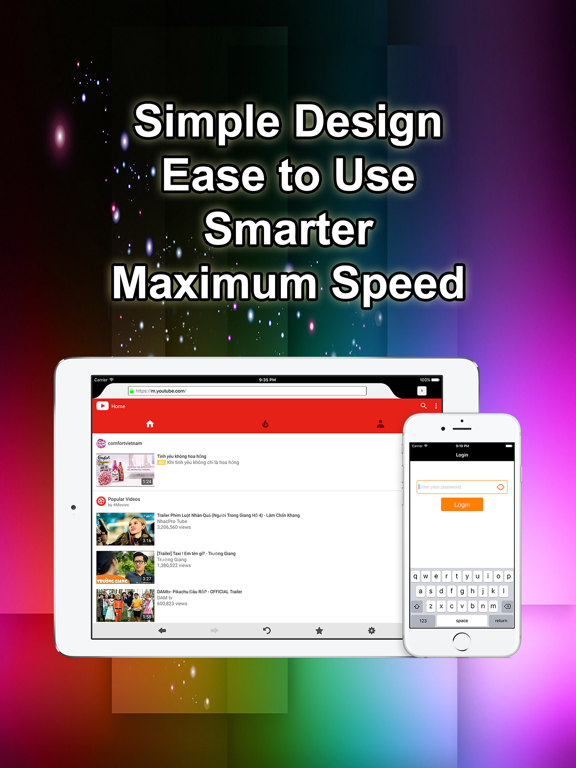Internet Private Browser Free - Web Browser Search   App