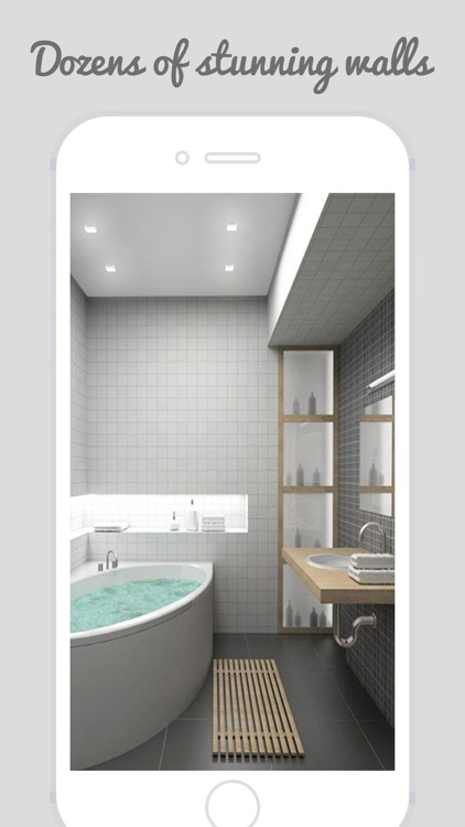 Bathroom Design - Best Designs Ideas for Bathroom screenshot-1