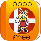 6000 Words - Learn Danish Language for Free icon