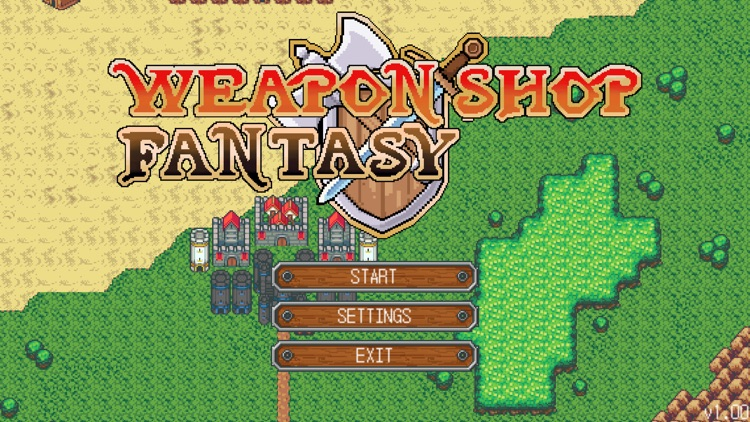 Weapon Shop Fantasy screenshot-0