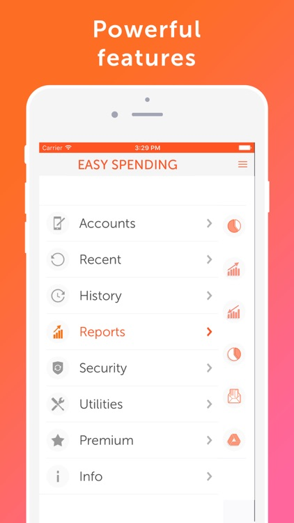 Easy Spending - Money tracker, Budget Planner screenshot-3