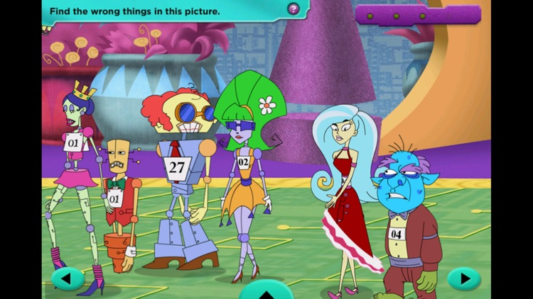 Cyberchase: A Perfect Score screenshot-3