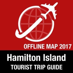 Hamilton Island Tourist Guide + Offline Map