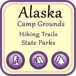 Alaska Campgrounds & Hiking Trails,State Parks