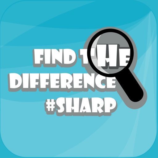 Find The Difference - Sharp