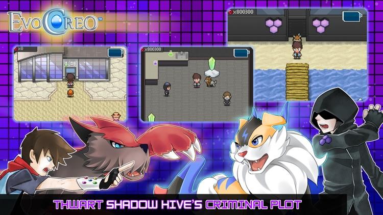 EvoCreo - A Monster Capture RPG screenshot-3