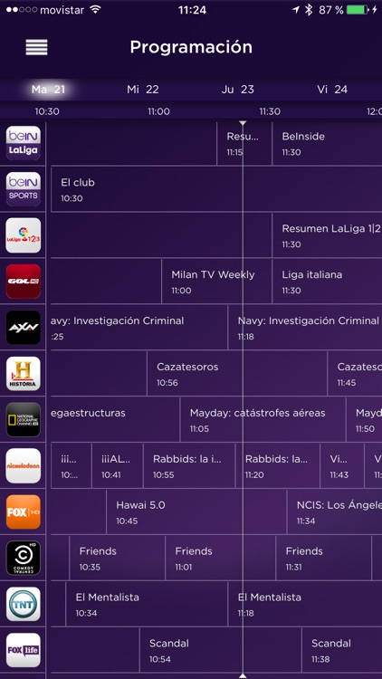 beIN CONNECT España screenshot-1