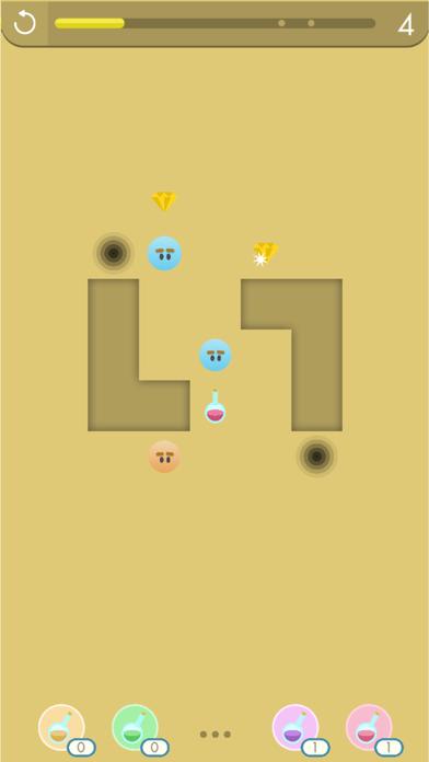 Dot Kingdom - a beautifully minimalist puzzle game screenshot four
