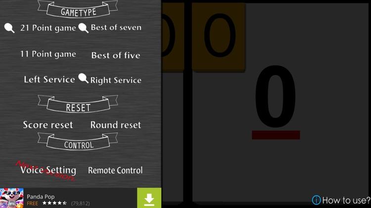 PingPong ScoreBoard