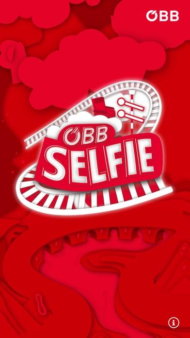 ÖBB SelfieScreenshot von 2