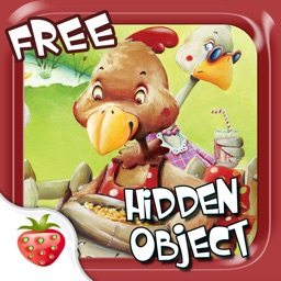 Hidden Object Game FREE - The Little Red Hen