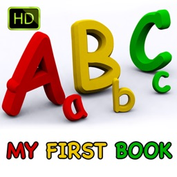 My First Book of Alphabets HD