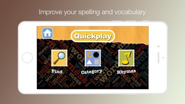 Word Mess Screenshot
