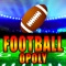 Football Opoly is a strategic property trading board game about the exciting contact sport of football