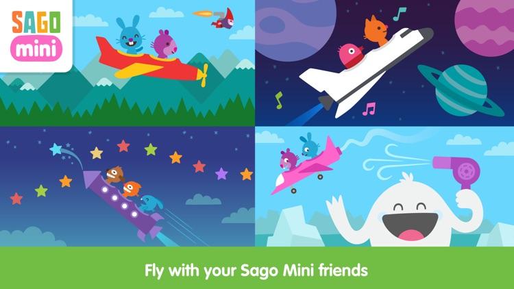 Sago Mini Planes