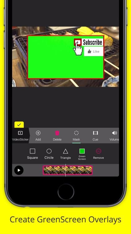 PocketVideo - Video Editor