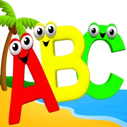 Kids ABC Game Toddler Early Learning Flash Cards