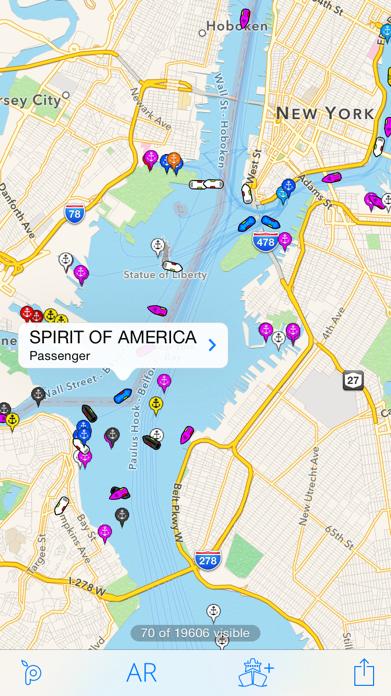 Ship Finder Lite Screenshot