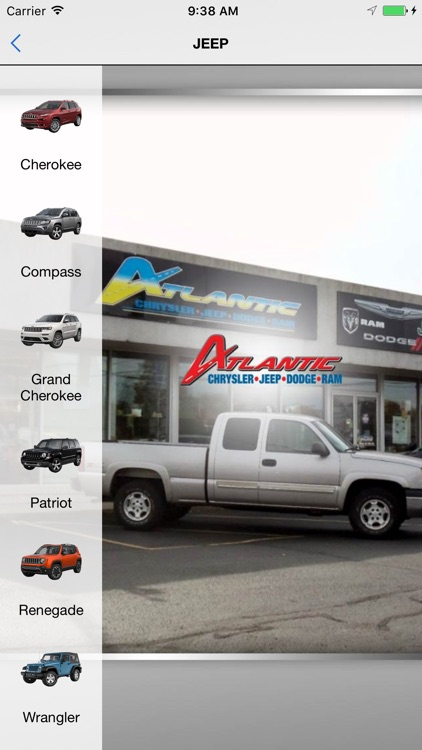 Atlantic Chrysler Jeep Dodge