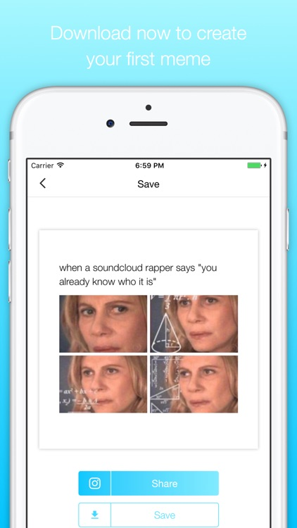 Memely Meme Maker screenshot-4