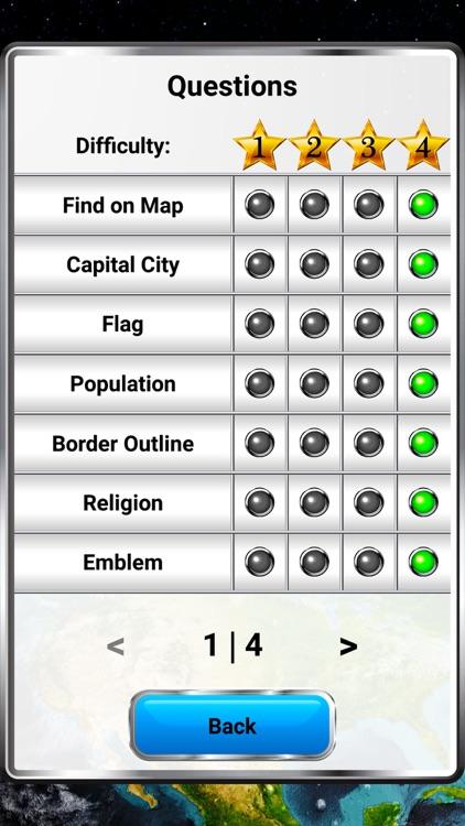 World Geography - Quiz Game screenshot-4