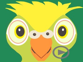 BillyStickers - Animated Parrot Fun Stickers