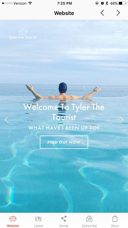 Tyler the Tourist - The Travel Blog of a Tourist