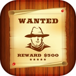 i WANTED- Wanted Poster Free