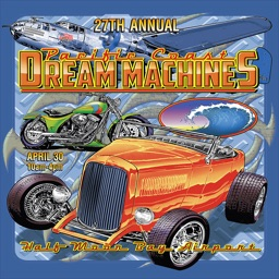 Pacific Coast Dream Machines Festival