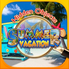 Activities of Summer Beach Vacation Objects - Hidden Object Time