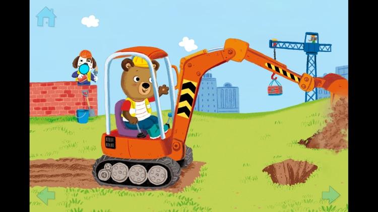 Bizzy Bear Builds a House screenshot-0