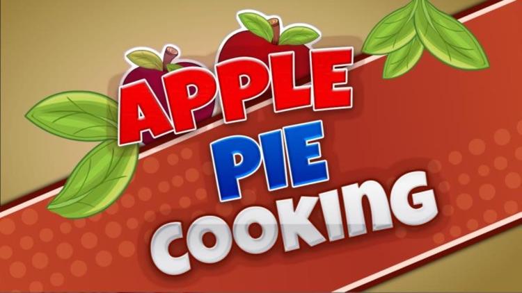 Apple Pie Cooking