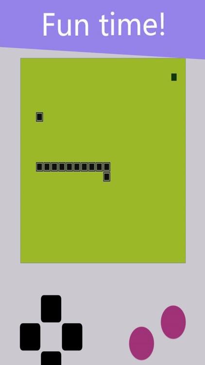 Mini Snake Classic Button
