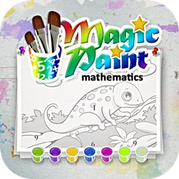 Magic Paint with Math